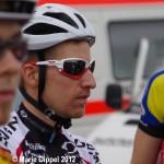 Bene Becker konzentriert vor dem Start in Roschbach