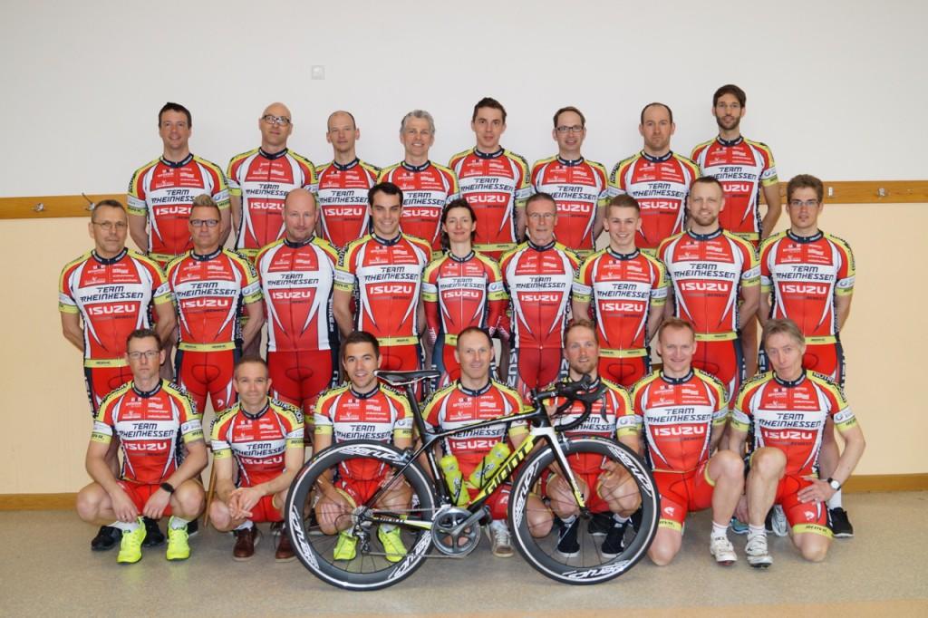 Team Rheinhessen 2016 - 1