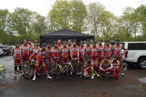 Das Team Rheinhessen 2015